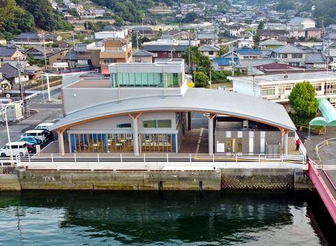 三高港(みたかゲートハウス)