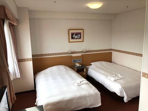 ホテル・アルファーワン三次 客室01