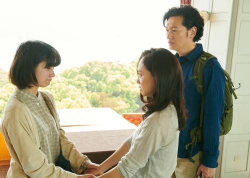 映画「朝が来る」ひかりが出産した地・広島では似島やプリンスホテルで撮影