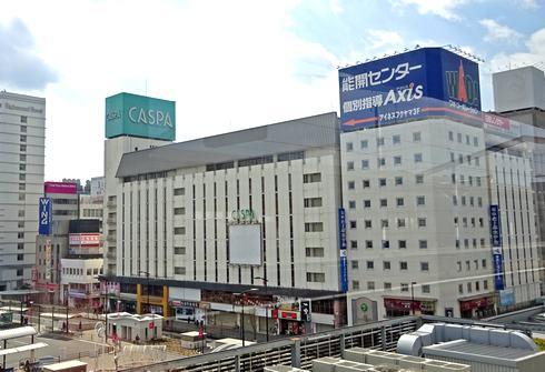 福山駅前のキャスパ(CASPA)・と~ぶホテル
