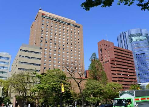 ANAクラウンプラザホテル広島 外観