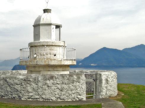 中ノ鼻灯台、広島 大崎上島の灯台を一般公開