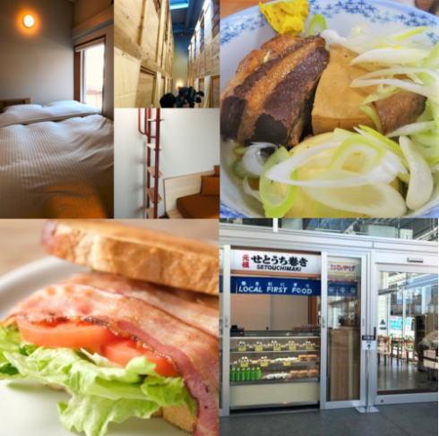 尾道駅テナントがコロナ閉店へ、ホテル・商店・食堂ミチ・トムスサンドイッチも
