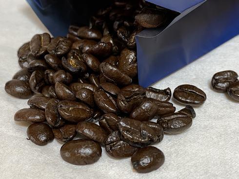 秋の夜長ブレンド、キーコーヒーから