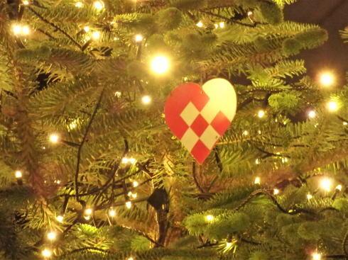広島アンデルセン ヒュッゲパークがクリスマス仕様に