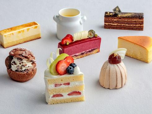 グランヴィア広島 テイクアウトケーキが復活、薔薇酵母の生食パンも