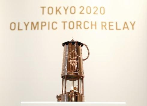東京2020オリンピック聖火、広島県内5か所で5日間限定展示