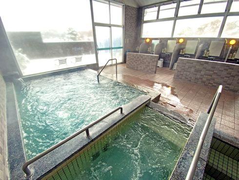 ひば・道後山高原荘の宿泊ですずらんの湯(温泉)が利用できる3