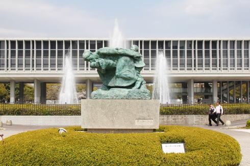 ドリミネーション中止・平和資料館 休館へ、広島県・市が新型コロナ「集中対策」へ