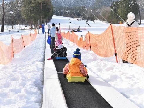 スノーリゾート猫山 スキー場の様子3