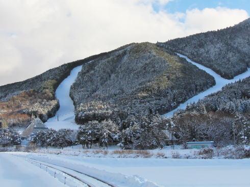 スノーリゾート猫山 スキー場の様子2