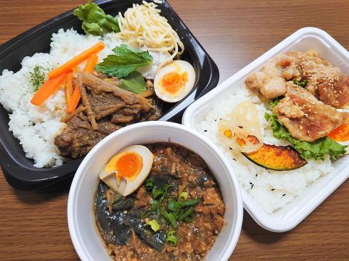 ナンバー8(NUMBER8)光町店、土鍋ごはんのお弁当専門店オープン