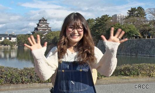 バナナマンのせっかくグルメ、広島ではギャル曽根が ホルモン天ぷら&汁なし担担麺を味わう