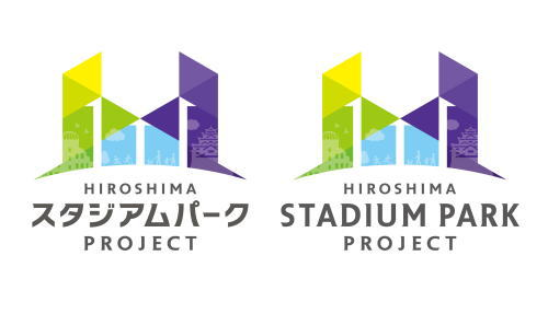 広島スタジアムパークプロジェクト ロゴ