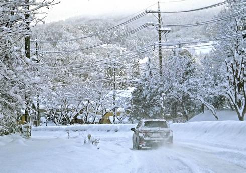 中国地方で大雪に警戒!12月30~31日は積雪・凍結の恐れ、不要不急の外出控えて