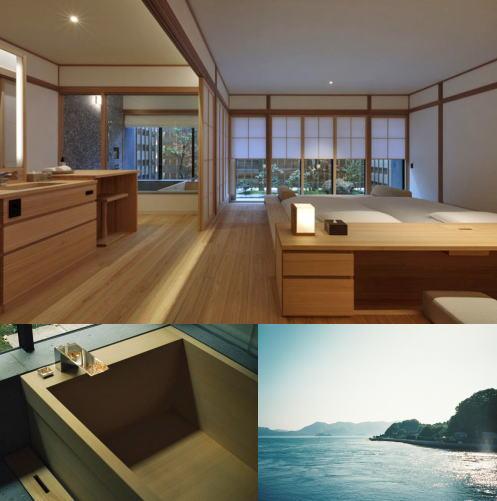 尾道で築140年の古民家を旅館「アズミ瀬戸田」へ、銭湯付の別棟「ユブネ」と同時オープン