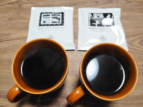 広島 ピーベリー カフェインレスコーヒー 飲み比べ3