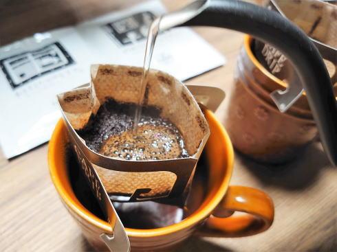 広島 ピーベリー カフェインレスコーヒー 飲み比べ2