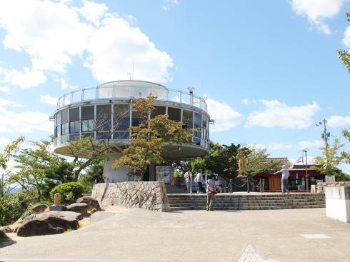 千光寺公園 展望台、坂の町・尾道が見渡せる絶景スポット