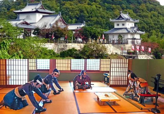 因島水軍城は、村上水軍のお城型資料館!甲冑試着・水軍ゆかりの品展示など