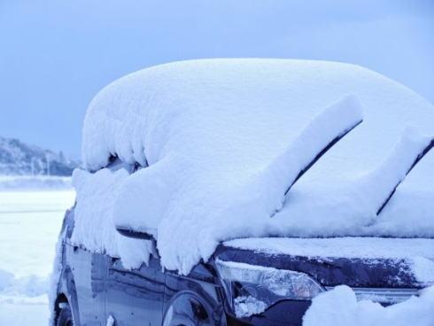 広島でも通行止めの可能性、連休にかけても大雪に注意
