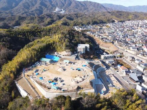 チチヤス大野ふれあい公園(大野東部公園)防災機能を備えた憩いの公園オープン