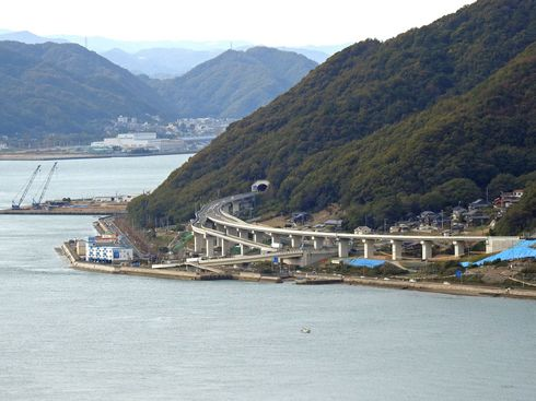 木原道路(国道2号)が3月開通、尾道・三原の3.8km