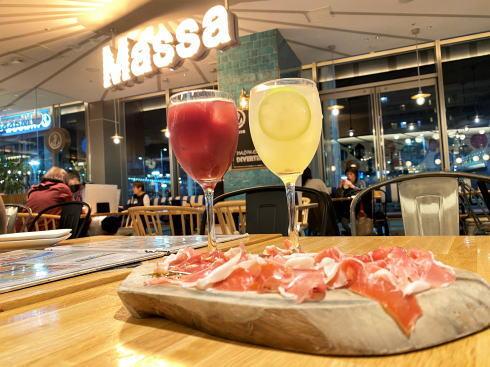 広島駅 瀬戸内イタリアン Massa(マッサ)豊富な牡蠣料理も魅力