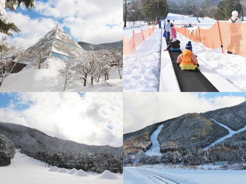 広島のスノーパーク「スノーリゾート猫山」