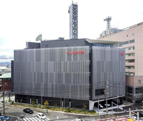TSS テレビ新広島 新本社ビル