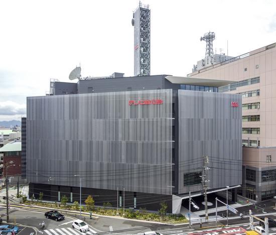テレビ新広島、新本社ビルから放送スタート!旧社屋は4月より解体へ