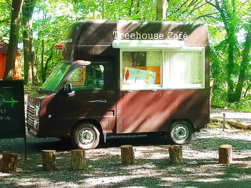 福山市内でキッチンカー続々、公園など公共施設でランチ帯に