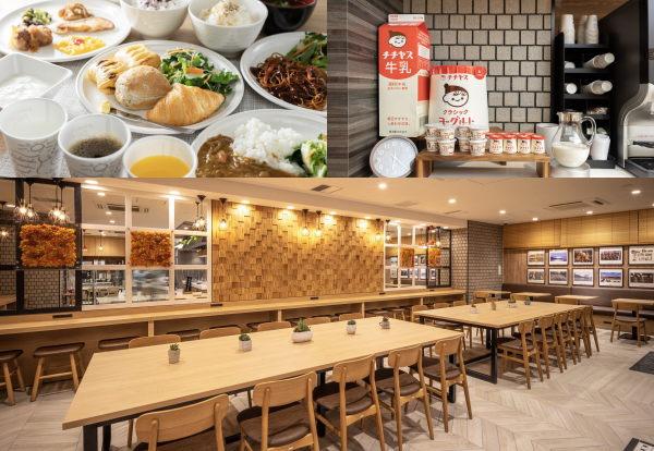 スーパーホテル広島天然温泉・薬研堀通り、朝食ブッフェはご当地メニュー