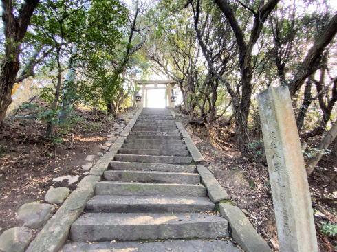 広島県福山市 建部神社 写真3