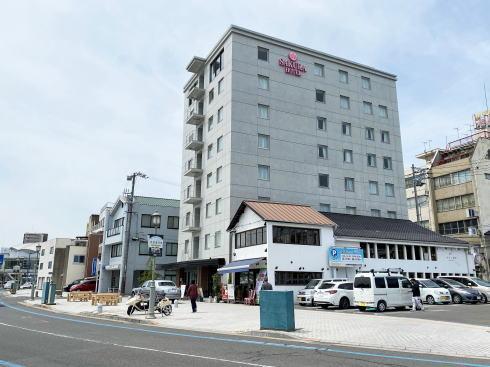 さくらホテル尾道駅前 外観