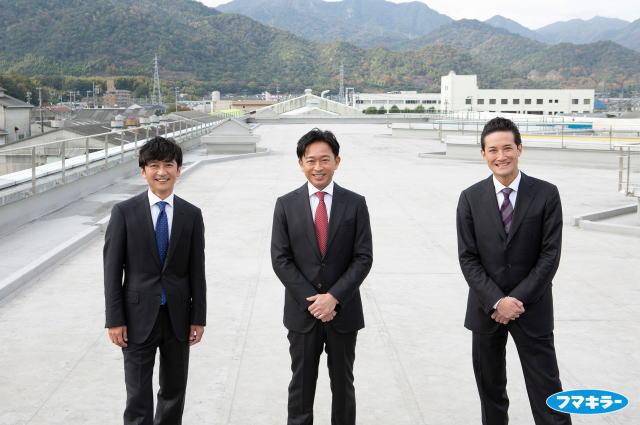 (株)TOKIO初仕事はフマキラー新CM、ロケ地は広島工場