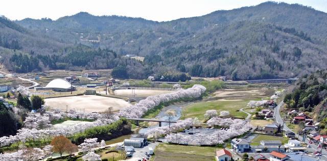 白竜湖スポーツ村公園 全体俯瞰