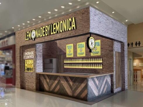 ゆめタウン廿日市にレモネードbyレモニカ オープン、自然派のレモネード専門店