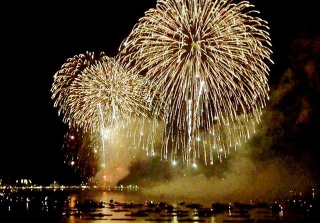 ショック…!宮島水中花火大会が打切りで終了、広島・夏の人気イベント約50年の歴史に幕