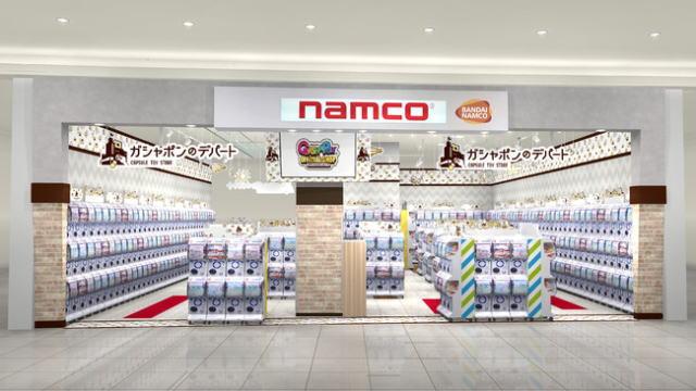 タナカのふりかけもカプセルトイに!?ガシャポンのデパート ゆめタウン広島にオープン