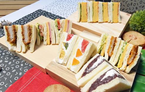 イオンモール広島府中 のがけ イベントに大和サンドも出店