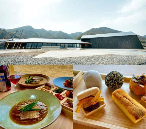 三原須波に新ワイナリー・レストラン「瀬戸内醸造所レストランmio」オープン
