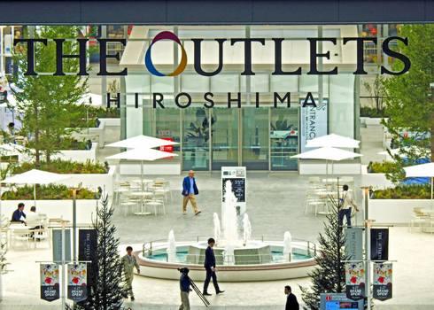ジアウトレット広島に、ジェラートの「ポーラーベア」オープン