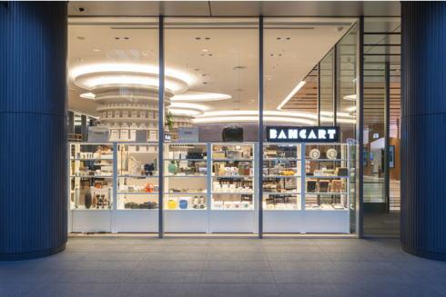 バンカート、広島銀行本社1階にライフスタイルマーケット