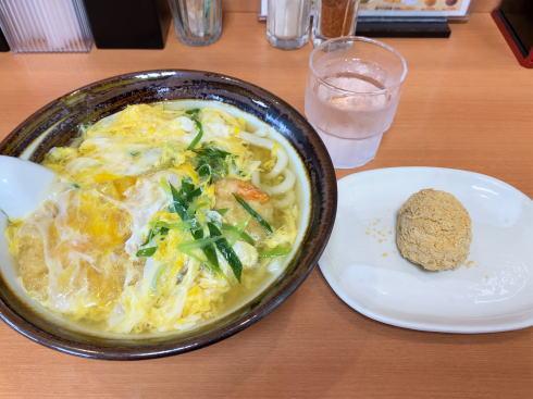 うどんのサイドメニューは、おはぎ!広島・ちからが6月10日を「うどん+和菓子」記念日に
