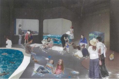 宮島水族館 はつこい庵 イメージ画像