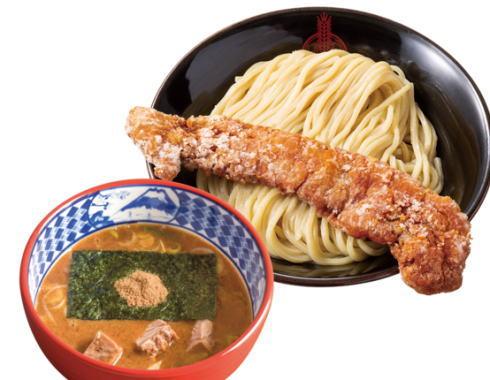 三田製麺所 とんからつけ麺