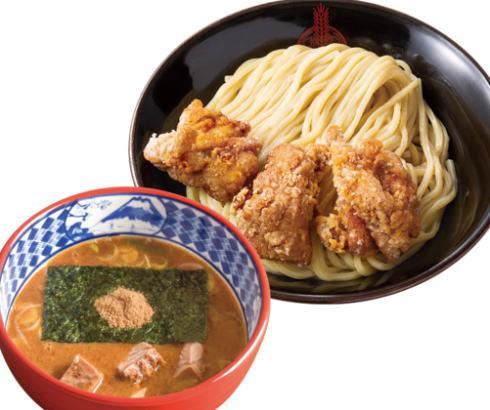 三田製麺所 とりからつけ麺