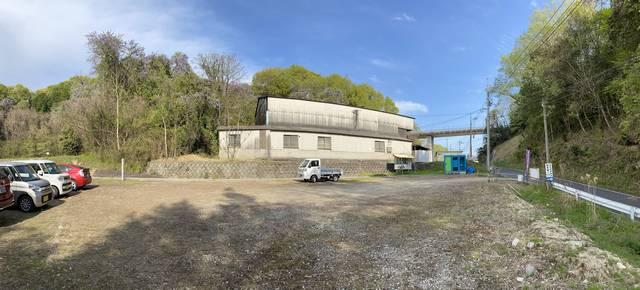 沼田西のエヒメアヤメ自生南限地帯 駐車場