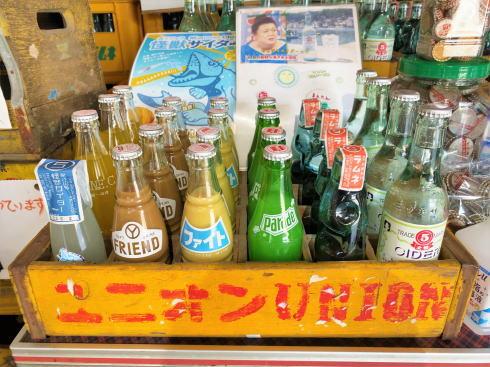 向島・後藤鉱泉所、懐かし瓶入りラムネ・マルゴサイダーはここだけの味